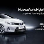 Toyota lancia 'Valore Sicuro Hybrid'