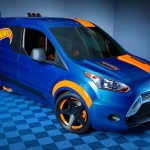 Ford Transit Connect Hot Wheels presentata al Sema di Las Vegas