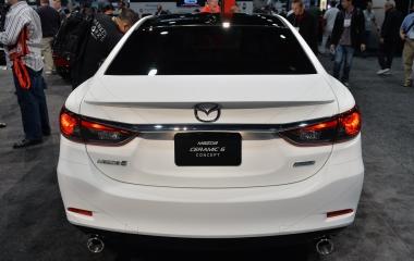 Mazda per il Sema 2013 di Las Vegas