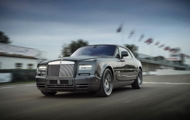 Rolls-Royce Phantom Bespoke Chicane Coupe