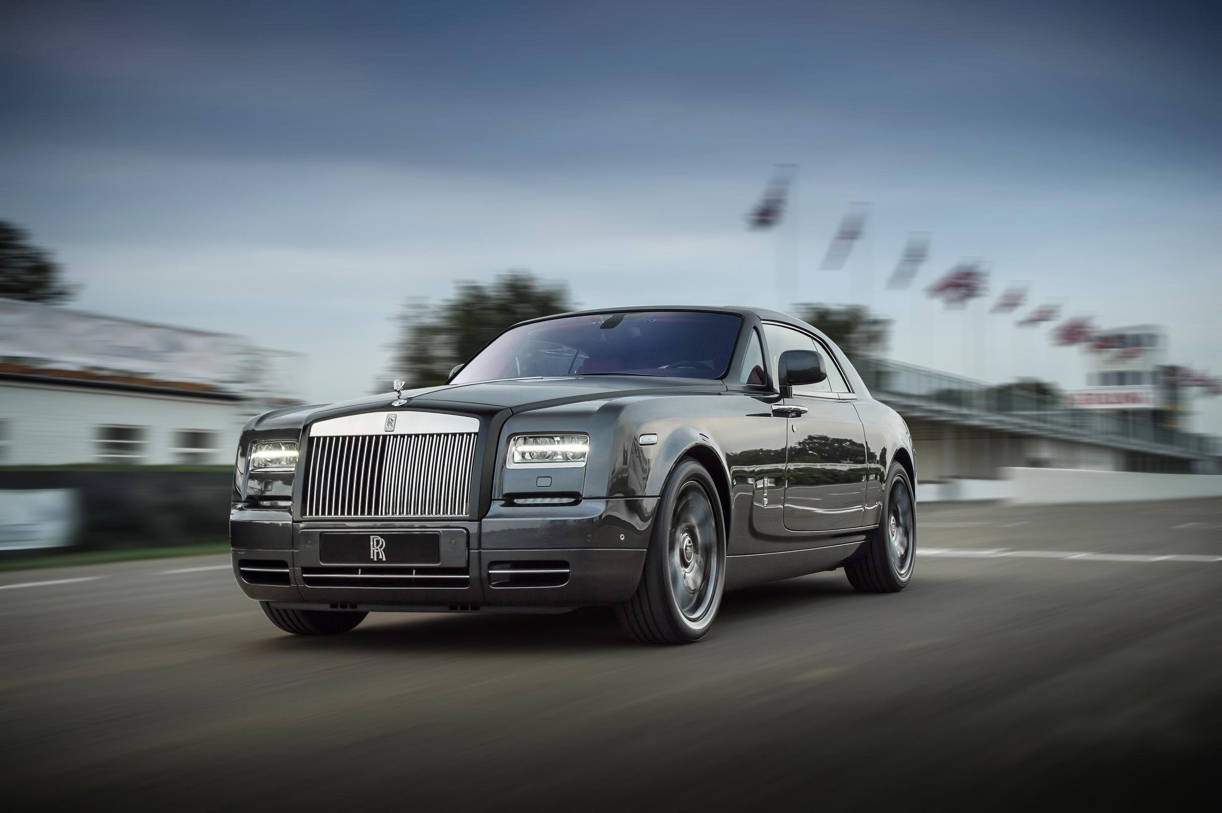 Rolls-Royce Phantom Bespoke Chicane Coupe