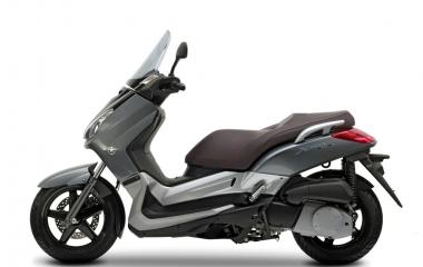 Yamaha S-Max