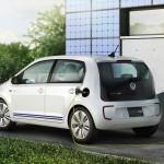 Volkswagen Twin Up, l'ibrido che stupisce