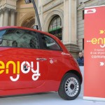 Car sharing, a Milano arriva Enjoy