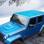 Jeep Wrangler, arriva la serie Polar