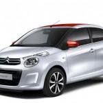 Citroën C1, la citycar si rinnova