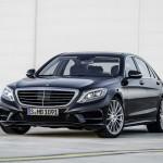 Mercedes Classe S, potenza micidiale