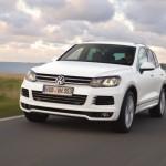 Volkswagen Touareg, un SUV tutto nuovo