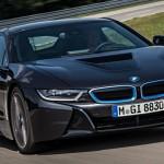 BMW i8, il piacere dell'ibrido