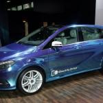 Classe B Electric Drive, la Mercedes del futuro