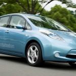 Nissan Leaf elettrica scontata anche a maggio