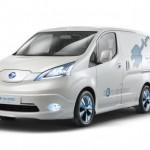 Nissan e-Nv200, elettrico e funzionale