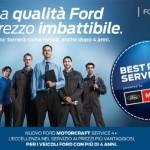 Ford Motorcraft, controlli scontati per le auto usate