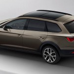 Seat Leon X-Perience, il wagon diventa Suv