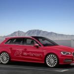 A3 Sportback e-tron, l'ibrido del futuro