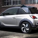 Opel lancia Adam Rocks, crossover cittadino